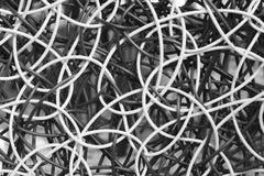 tła czarny karcianego projekta kwiatu fractal dobrego ogange plakatowy biel Tekstura i tło Obraz Royalty Free