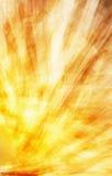 tła czerń ogień odizolowywający Fotografia Stock