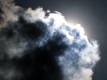 tła czerń projekta zaćmienia ilustracja słoneczna Obrazy Royalty Free
