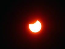 tła czerń projekta zaćmienia ilustracja słoneczna Zdjęcia Stock