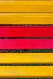 tła czerwieni kolor żółty Obrazy Royalty Free
