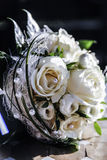 tła dekoraci eleganci kwiatu menchii romantyczny ślub Fotografia Stock