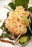 tła dekoraci eleganci kwiatu menchii romantyczny ślub Obrazy Stock