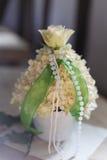 tła dekoraci eleganci kwiatu menchii romantyczny ślub Zdjęcia Royalty Free