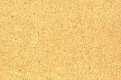 tła deskowy broun koloru korek textured Zdjęcia Stock