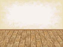 tła drewniany podłogowy Zdjęcie Stock