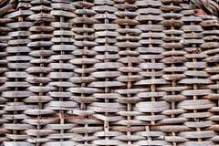tła drewno deseniowy łozinowy Obrazy Stock
