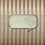 Tła drewno płatkowaty Fotografia Royalty Free