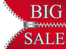 tła duży sprzedaży suwaczek Zdjęcie Stock