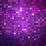 tła dyskoteki gwiazd wektor ilustracji