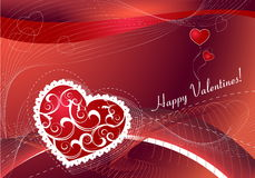 tła dzień romantyczny valentine Zdjęcie Royalty Free