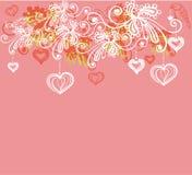 tła dzień s valentine ilustracja wektor