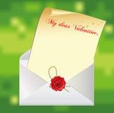 tła dzień s valentine Obrazy Royalty Free