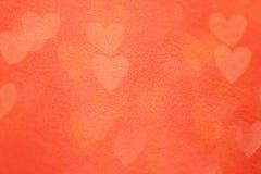 tła dzień serc s valentine Zdjęcie Stock