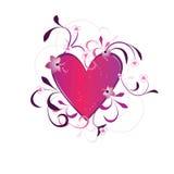tła dzień serca valentines ilustracji