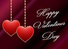 tła dzień serca valentines wektor fotografia royalty free