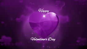 tła dzień szczęśliwi valentines zdjęcie wideo