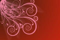 tła dzień szczęśliwi valentines Fotografia Royalty Free