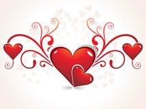 tła dzień valentines Fotografia Royalty Free