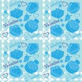tła dzień valentines Zdjęcia Royalty Free