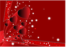 tła dzień valentines royalty ilustracja