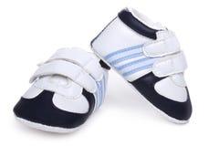 tła dzieci ilustracja odizolowywający buty vector biel E obrazy royalty free