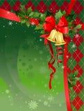 tła dzwonów boże narodzenia świąteczni Obraz Royalty Free