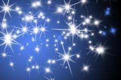 tła fantazi gwiazda