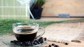 tła filiżanki kawa espresso odosobniony ścieżki biel Fotografia Royalty Free