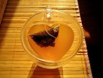 tła filiżanki odosobniony herbaciany biel Obraz Stock