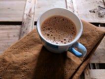 tła filiżanki odosobniony herbaciany biel Zdjęcie Stock