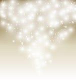 tła ilustraci śniegu wektoru zima Obrazy Royalty Free