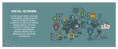 tła jaskrawy ilustracyjny pomarańcze zapas Mieszkanie infographic 3d sieć obrazek odpłacający się ogólnospołecznym royalty ilustracja