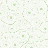 tła kędzioru zieleń Ilustracja Wektor