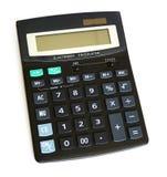 tła kalkulatora elektroniczna ilustracja odizolowywający wektorowy biel Zdjęcia Stock