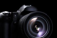 tła kamery ścinku dslr odosobniony ścieżki biel obrazy stock