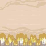 tła karciana powitania strony szablonu cechy ogólnej sieć Zdjęcie Royalty Free