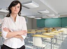tła kobiety odosobniony ścieżki nauczyciela biel zdjęcia royalty free