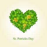 tła kolorów dzień zieleni Patrick s st Fotografia Royalty Free
