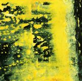 tła kolor żółty obraz royalty free