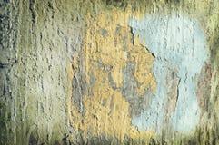 tła kolorowych warstew stary prześcieradło Zdjęcia Royalty Free