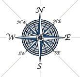 tła kompasu róży biel Zdjęcie Royalty Free