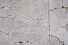 tła krakingowego grunge stara ściana Zdjęcie Royalty Free