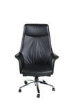 tła krzesła meble odizolowywający biura tematu biel Fotografia Stock