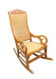 tła krzesła projekt kwiecisty odizolowywał siedzenie różowego target2751_0_ biel Zdjęcia Royalty Free