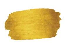 tła krzyw ramowa złocista makro- stara tekstura Szczotkarski uderzenie projekta element Obrazy Stock