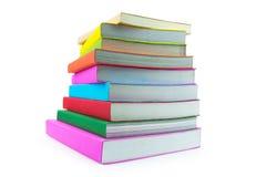 tła książkowy bookstore przewodnika biel Fotografia Royalty Free
