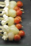 tła kuchni ostrości pomarańcz paella czerwoni ryżowi selekcyjni spanish wine Obrazy Stock