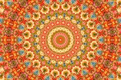 tła kwiatów kaszmirczyków styl Zdjęcie Stock