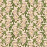 tła kwiatu liść Zdjęcia Stock